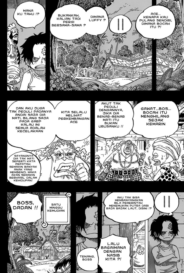 Komik One Piece
