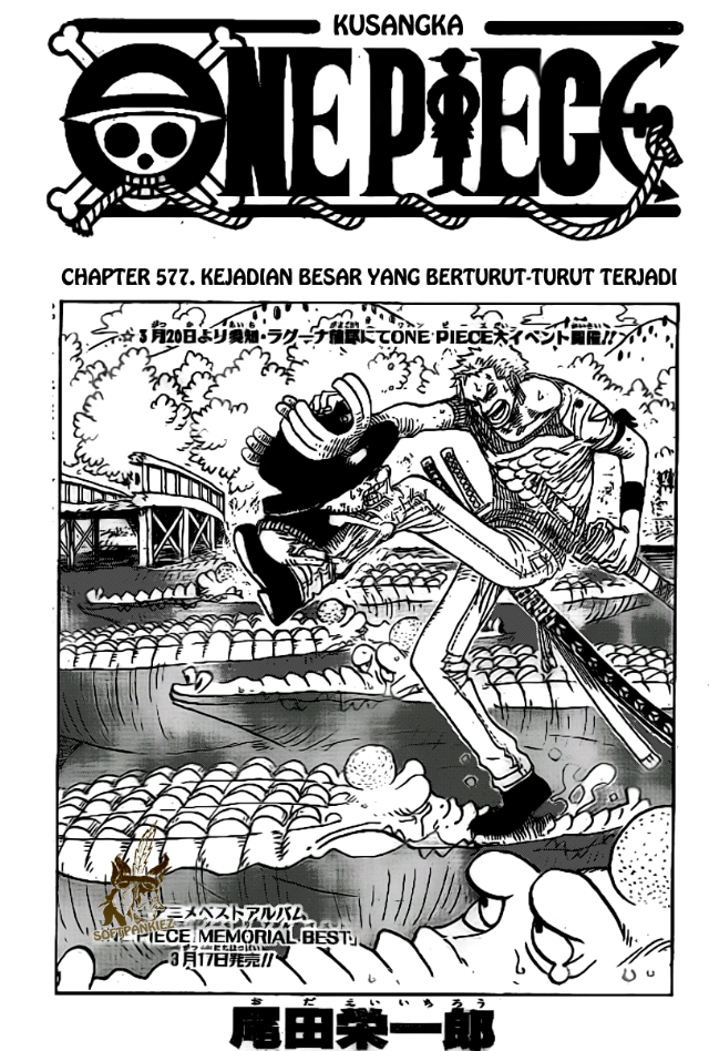 One Piece page 01