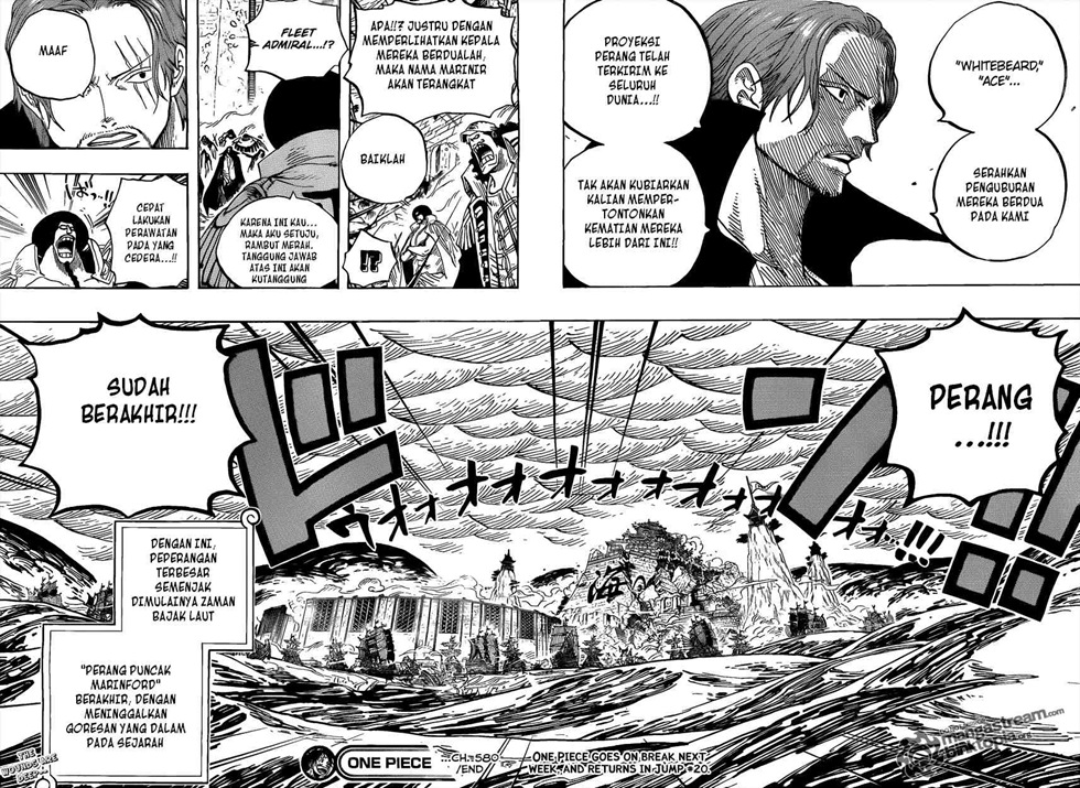 Komik One Piece 11...