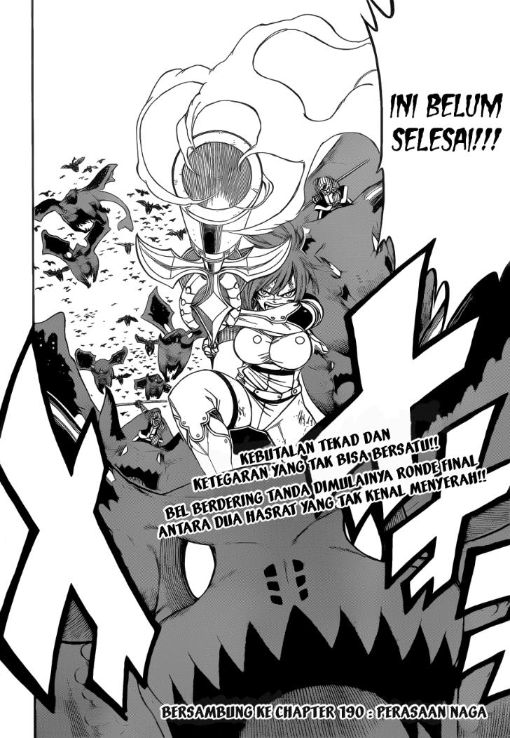Manga Komik Fairy Tail 189 Indo