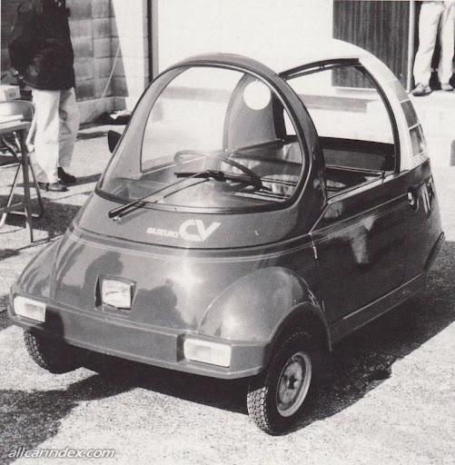 Suzuki Cv1 Community Vehicle