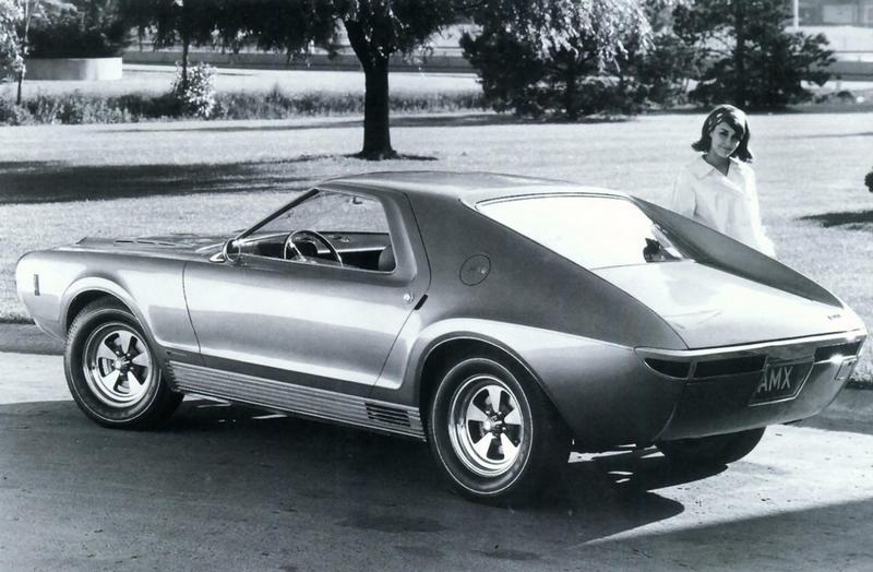 American Motors Cars Of The  S