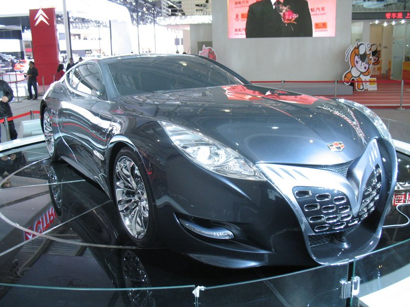Geely Gt Tiger Concept 1