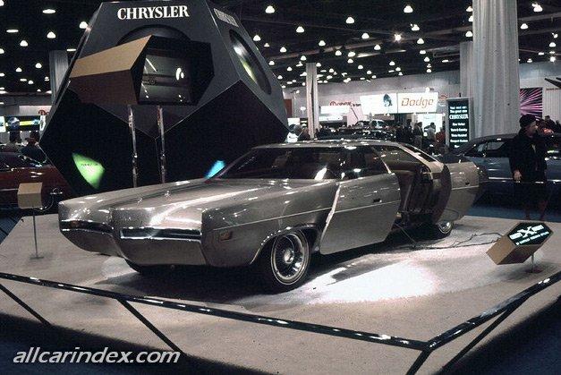 Chrysler Concept 70x