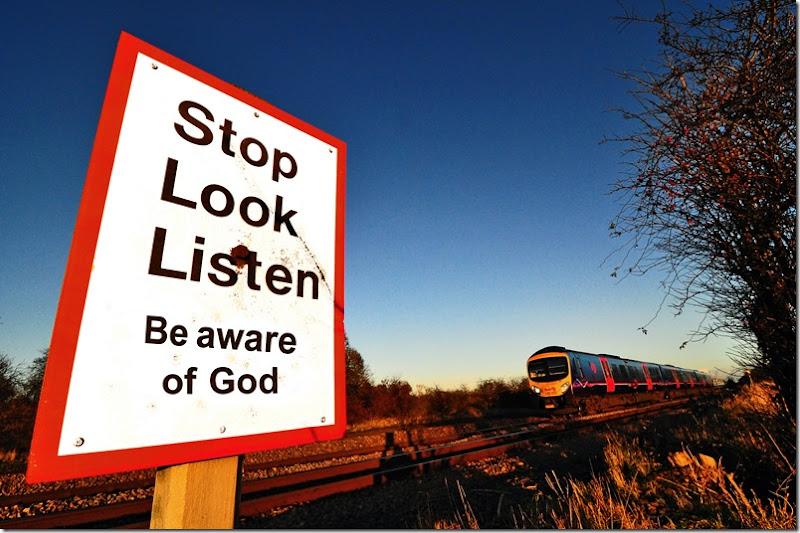 stop look listen railway