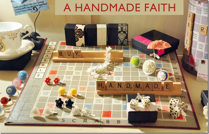 a handmade faith