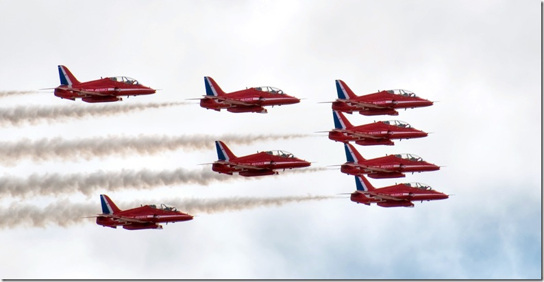 red arrows trust in leader copy
