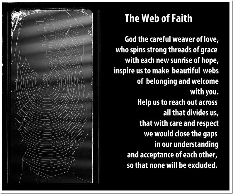 god the careful weaver of love copy
