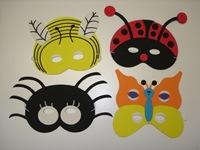 máscaras hecha con Goma eva (16)