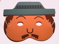máscaras hecha con Goma eva (13)