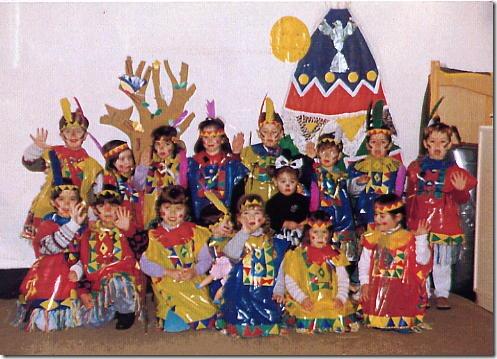 disfraz de indio (6)