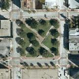 Market Square Park until 2009