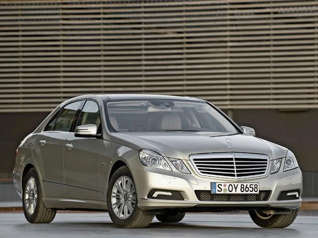 Mercedes W212 E 200 NGT (CNG, gaz ziemny, metan, biogaz)
