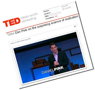 Dan Pink TED