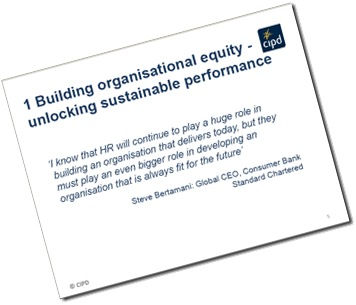 CIPD Sustainable Organisational Performance