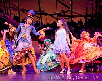 The WIZ, City Center, NY