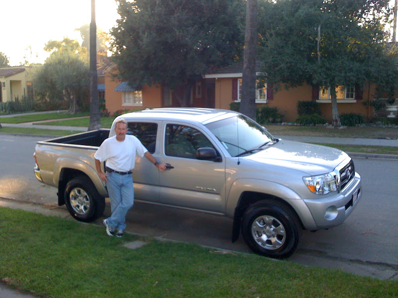 Citizenship, Voting, Pickup Truck: Welcome to America, Sir