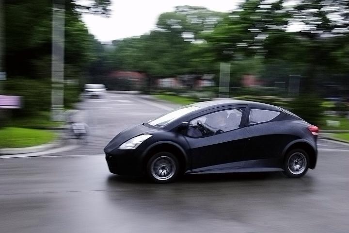 電動車追焦