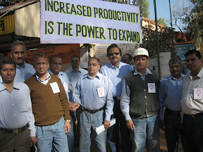 Productivity week Malanjkhand Copper Project