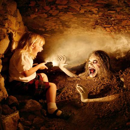 ===El miedo...=== Cellar