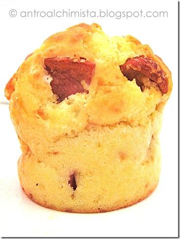Appetizer Muffins Salati ai Wurstel 2