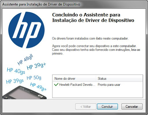 tutorial hp 50g drive windows 64 bits