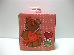 020710 bear set  heart flower 3 of 5