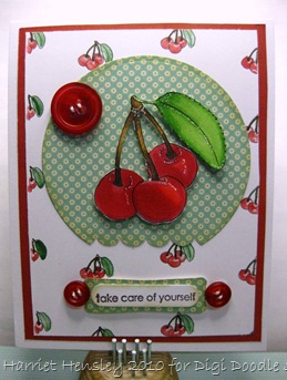cherry - Challenge #17