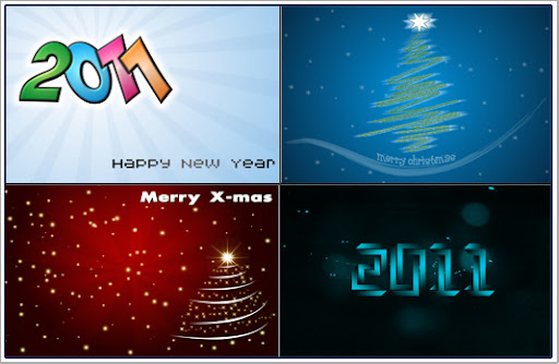 HD New 2011Year HQ Wallpapers 2850 X 1900