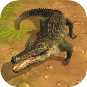 Crocodile Attack 3D Simulator APK for Bluestacks