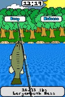 Screenshot of Doodle Fishing