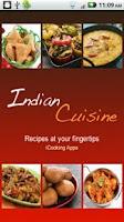 Screenshot of iCooking Indian