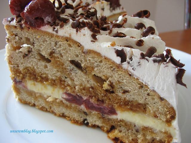 tort cu visine