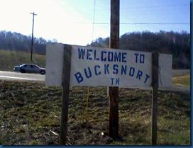 Bucksnork,TN