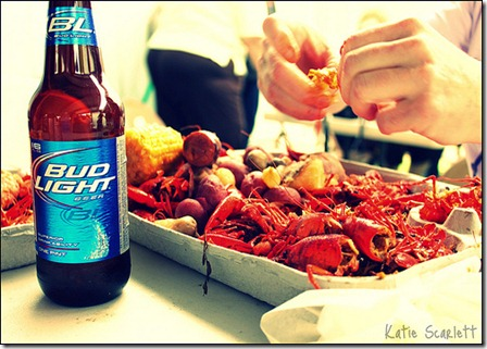 Crawfish and Beer