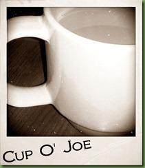 Cup o Joe