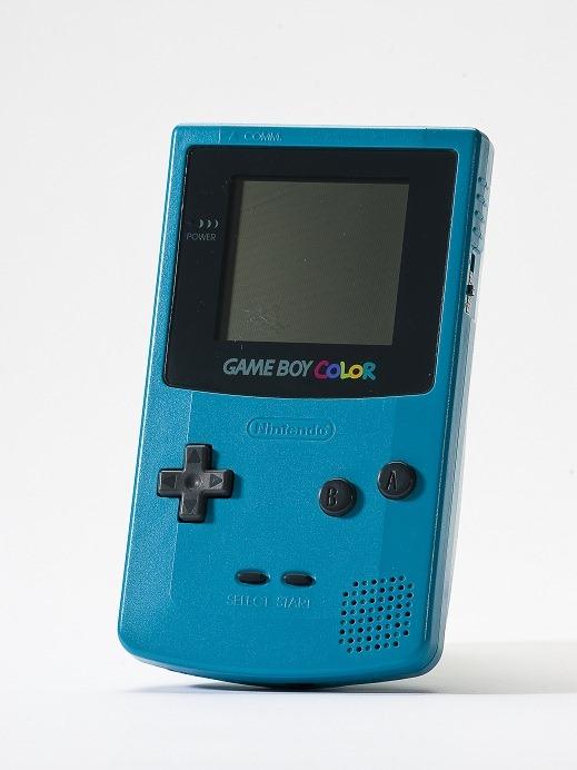 Produktfotografie Gameboy