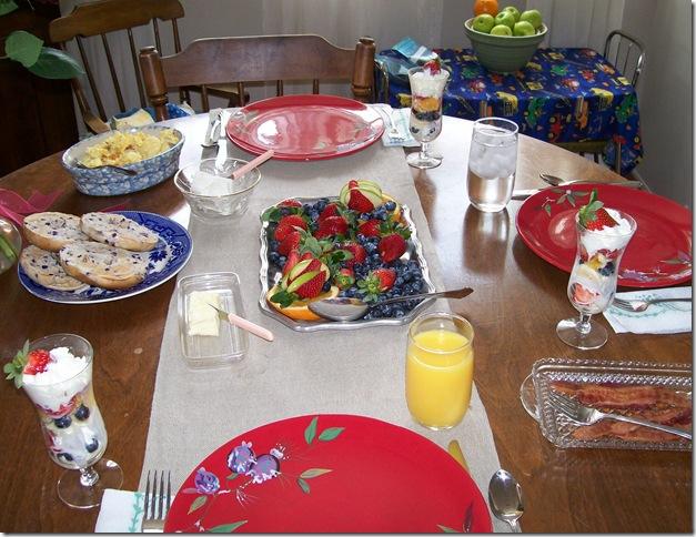 breakfast at vicki 2