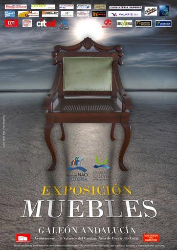 Exposici n de los muebles del pabell n for Muebles valverde del camino