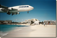 Maho Beach Airplanes