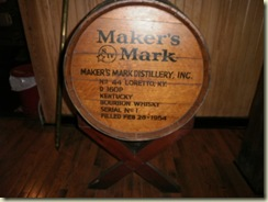Maker's Mark Distillery 015