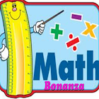 Math game bonanza icon