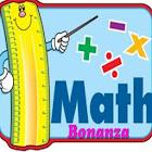 Math game bonanza icon