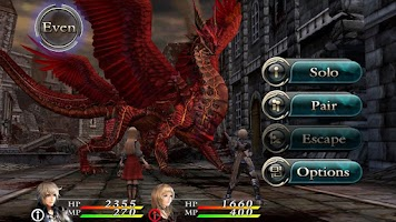 Screenshot of CHAOS RINGS II