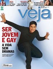 Capa Veja (edição 2164)