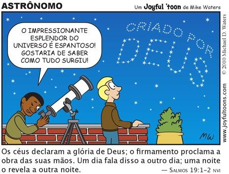 Joyful 'toon 150_Astronomer PT.BR
