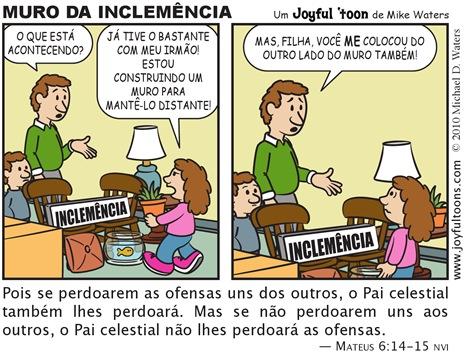 Joyful 'toon 154_Wall of unforgiveness PT.BR