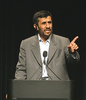Mahmoud Ahmadinejad [Daniella Zalcman em commons.wikimedia.org]