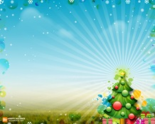 Christmas XP Wallpaper 1