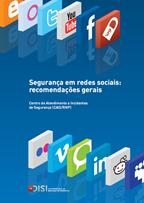 Segurança nas redes sociais: recomendações gerais [imagem da capa]